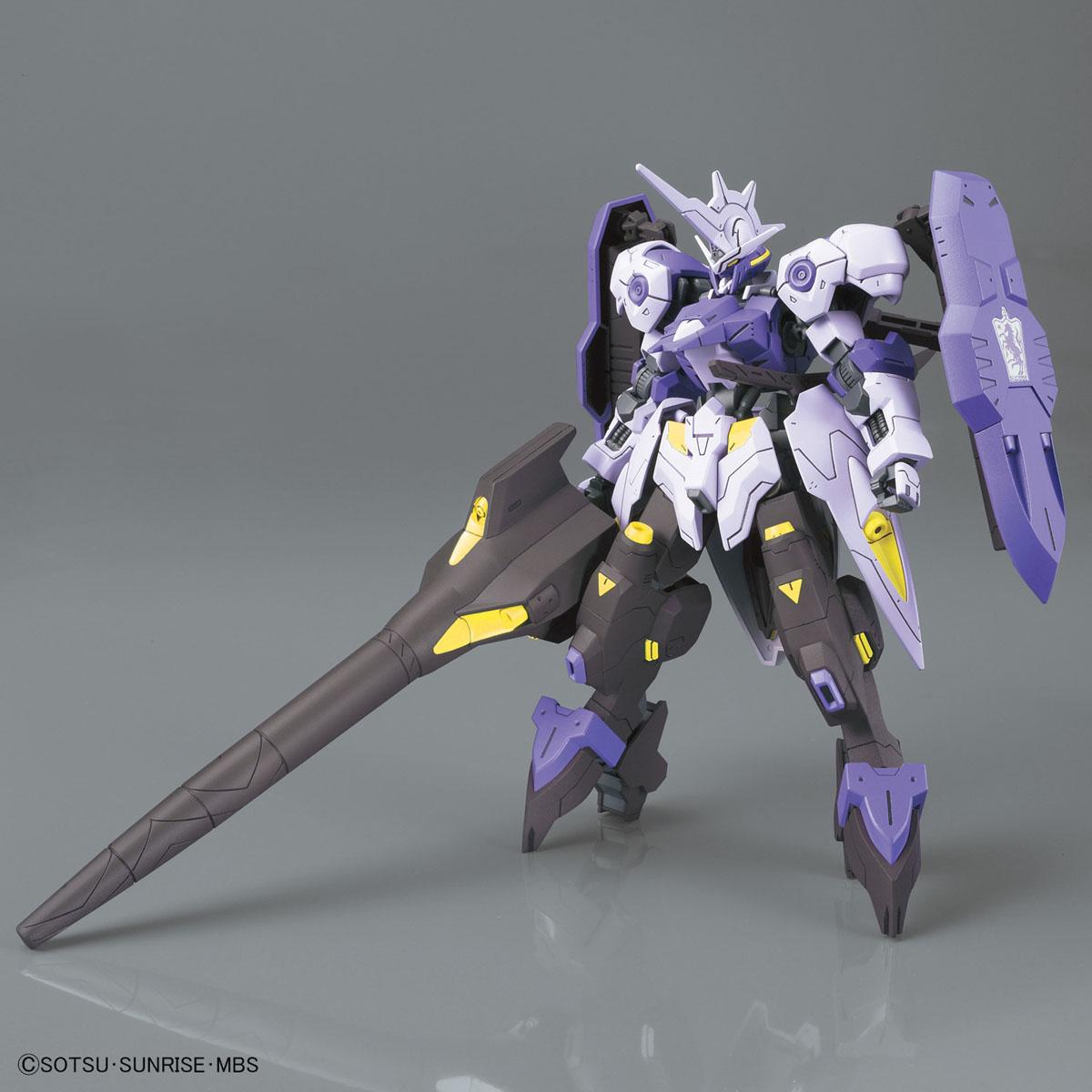 HG 1/144 ガンダムキマリスヴィダール 01