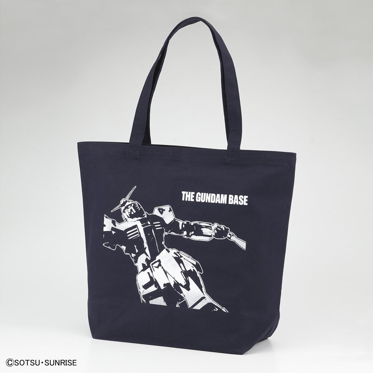 THE GUNDAM BASE トートバック 商品画像
