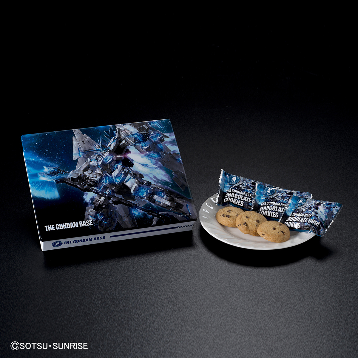 THE GUNDAM BASE チョコチップクッキー 商品画像