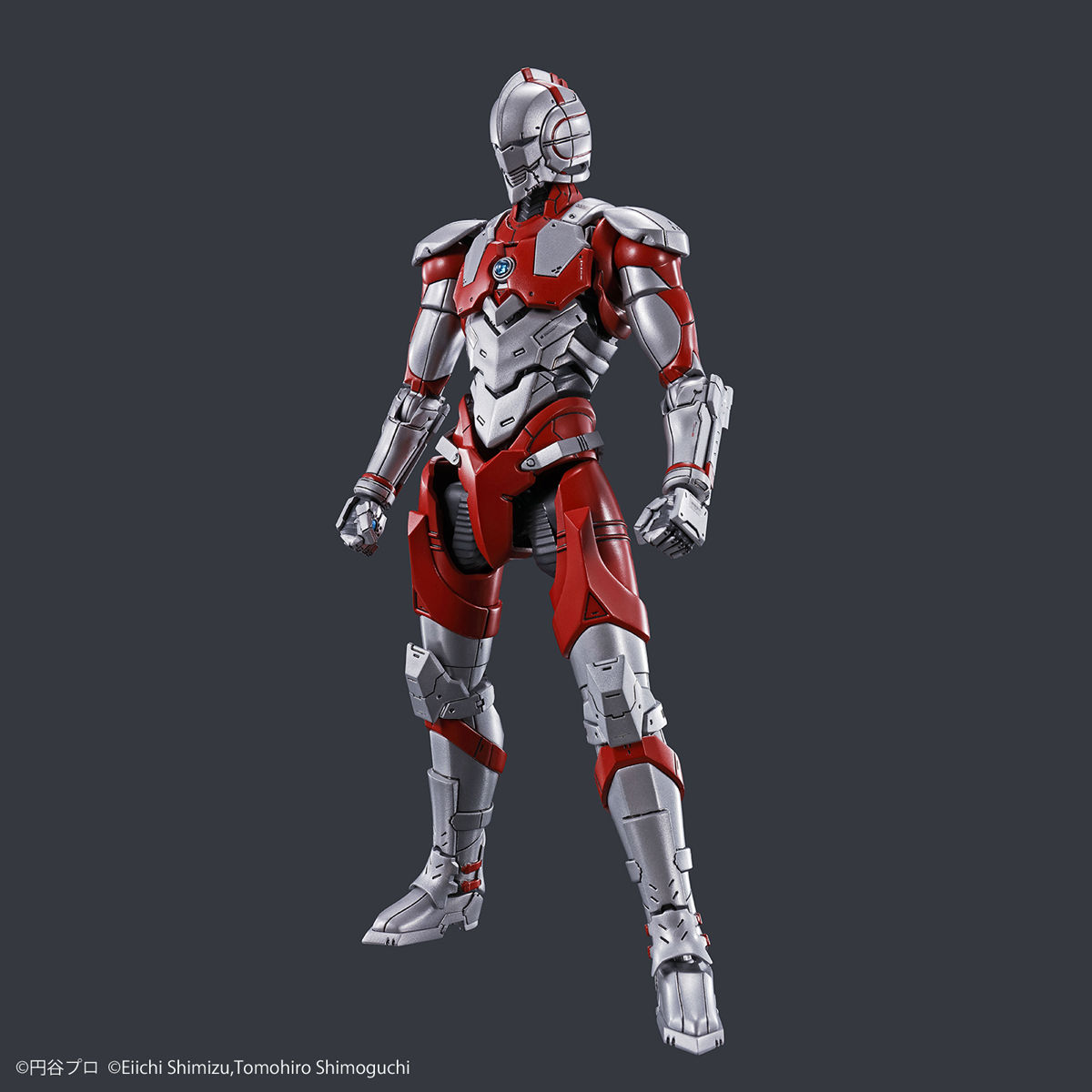 Figure-rise Standard ULTRAMAN [B TYPE] -ACTION- 01