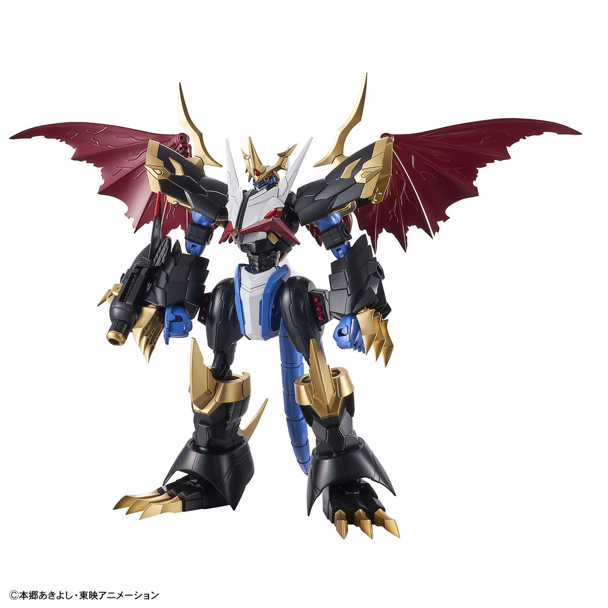 Figure-rise Standard Amplified インペリアルドラモン 01