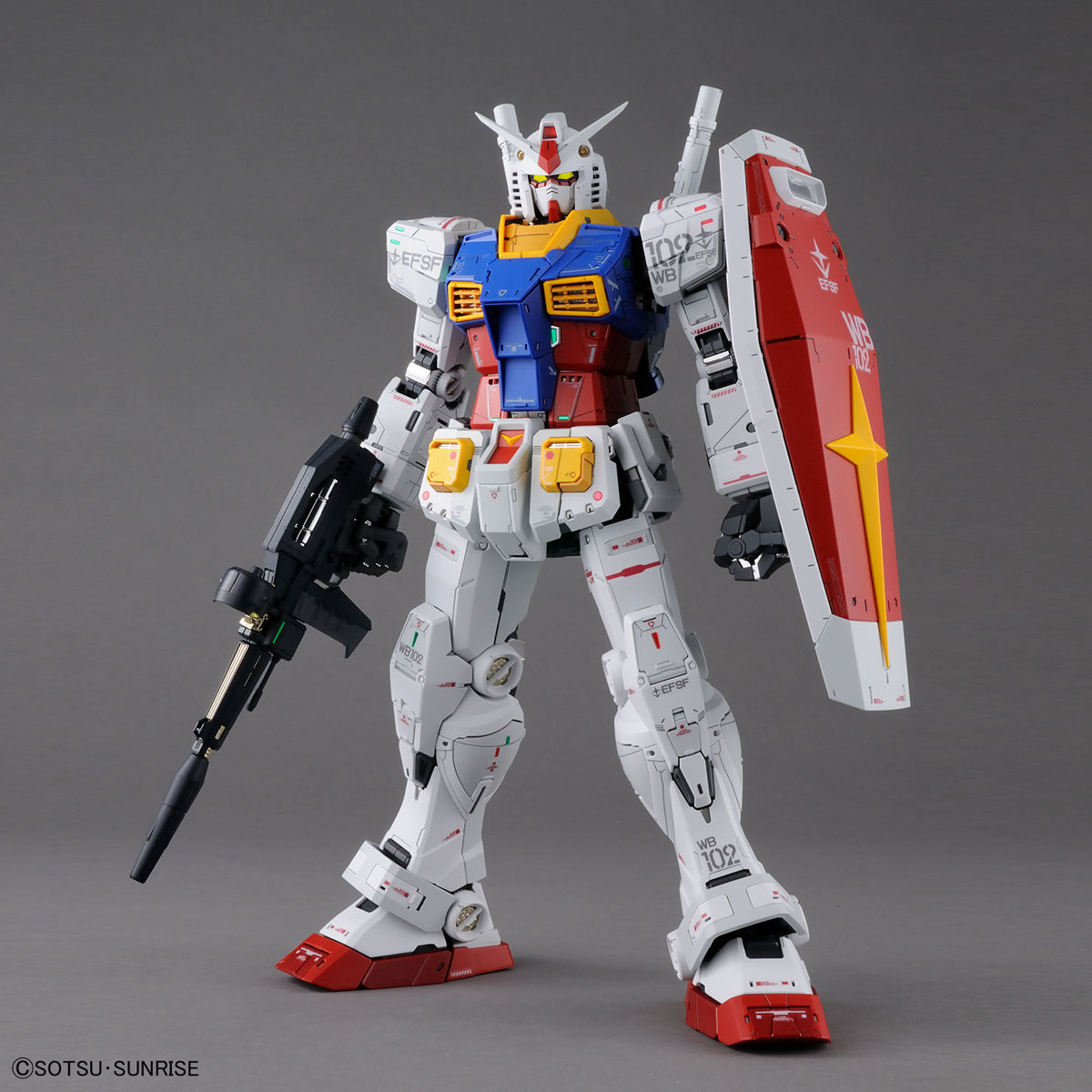 PG UNLEASHED 1/60 RX-78-2 ガンダム 01