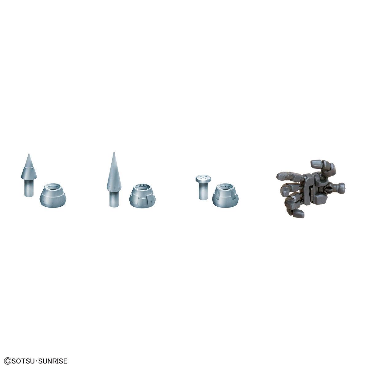 1/100 ガンダムベース限定 MSスパイク01&エモーションマニピュレーター(ジオン系) 商品画像