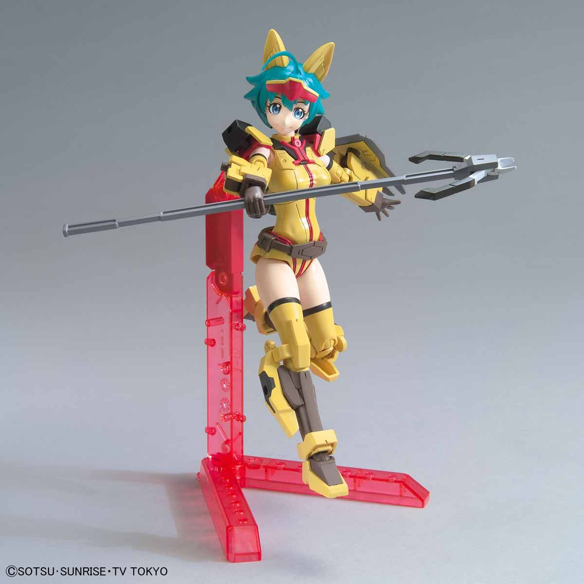 Figure-rise Standard BUILD DIVERS ダイバーナミ 02