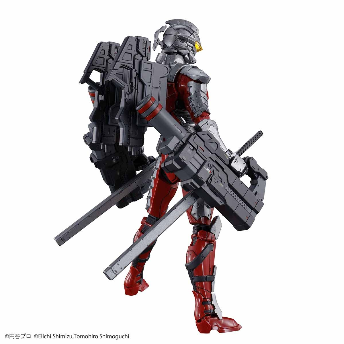 Figure-rise Standard 1/12 ULTRAMAN SUIT Ver7.3(FULLY ARMED) 02