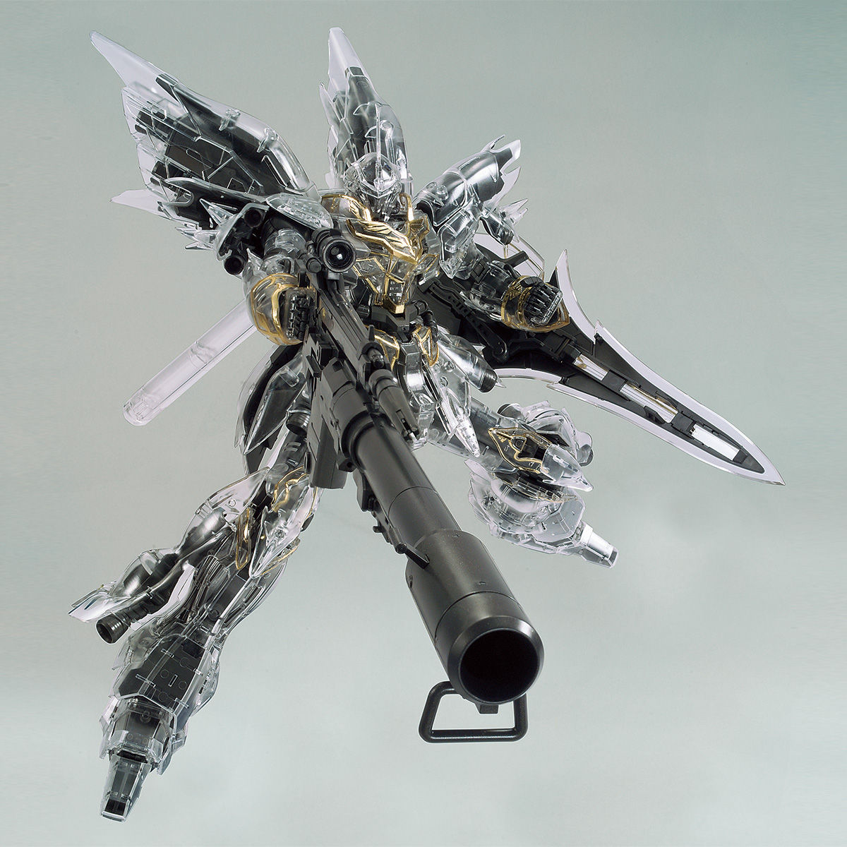 MG 1/100 ガンダムベース限定 シナンジュ[メカニカルクリア] 商品画像