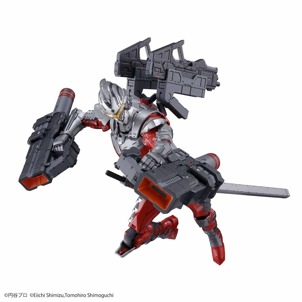 Figure-rise Standard 1/12 ULTRAMAN SUIT Ver7.3(FULLY ARMED) 03