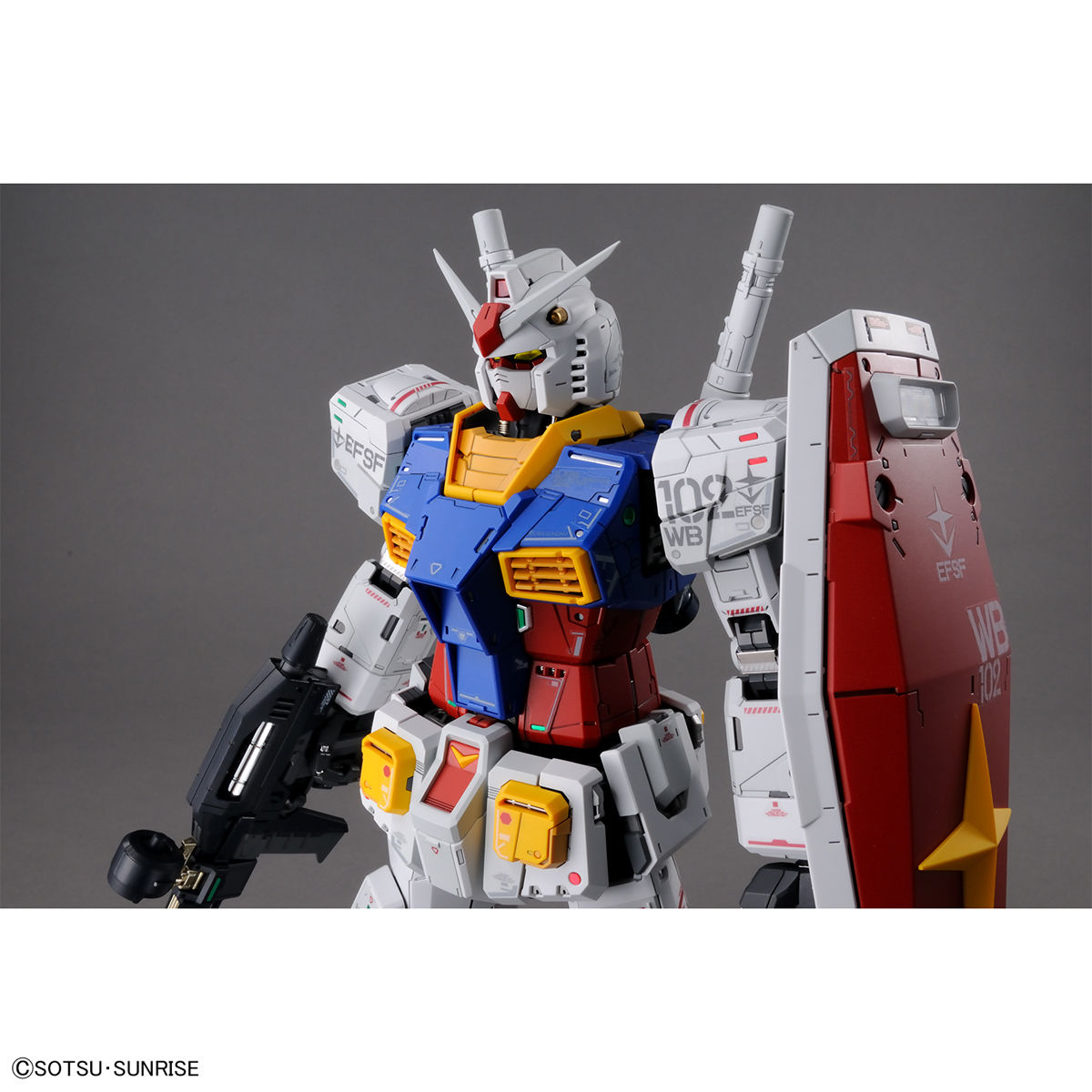 PG UNLEASHED 1/60 RX-78-2 ガンダム 03