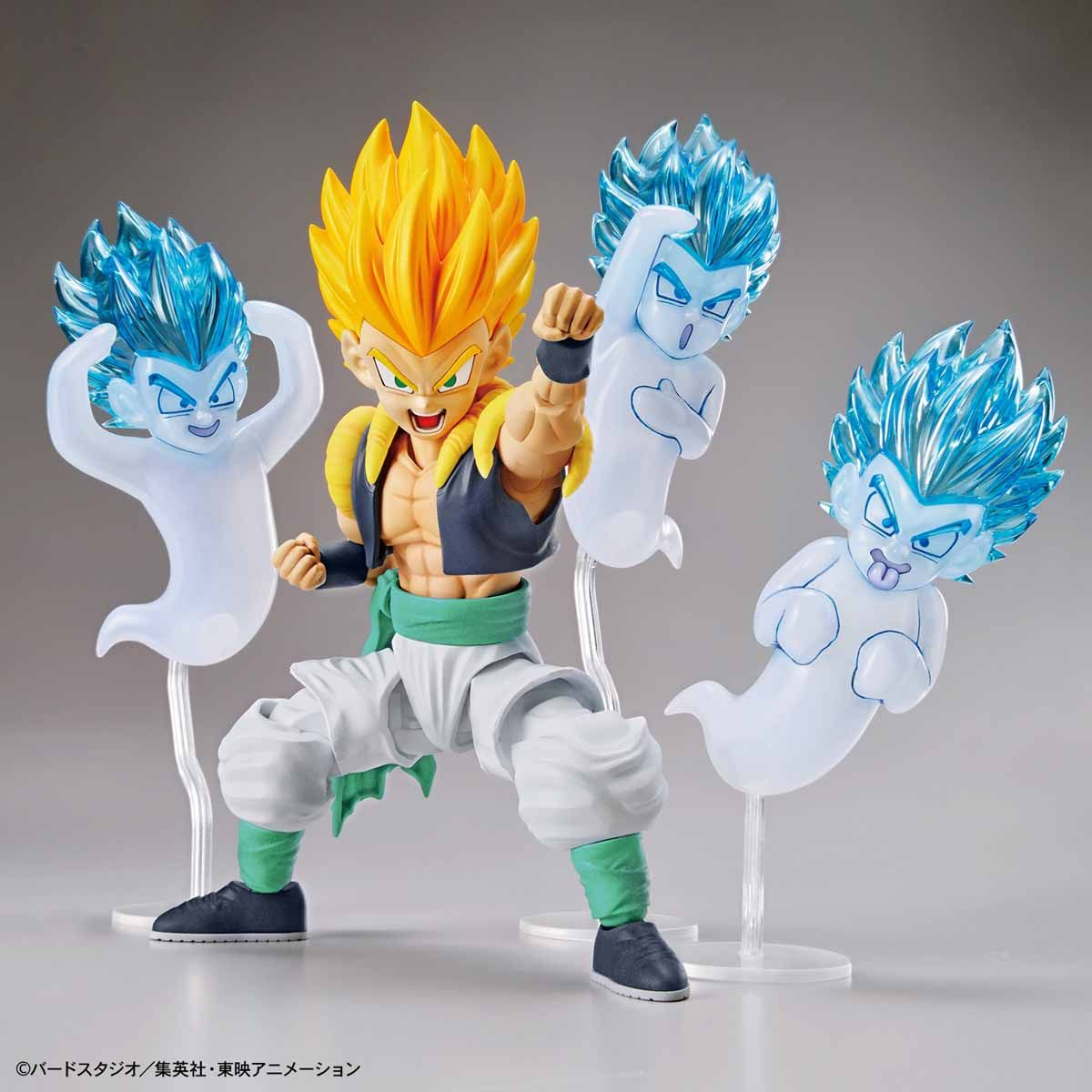 Figure-rise Standard Dragon Ball Z Super Saiyan Gotenks Kit BANDAI SPIRITS NEW**