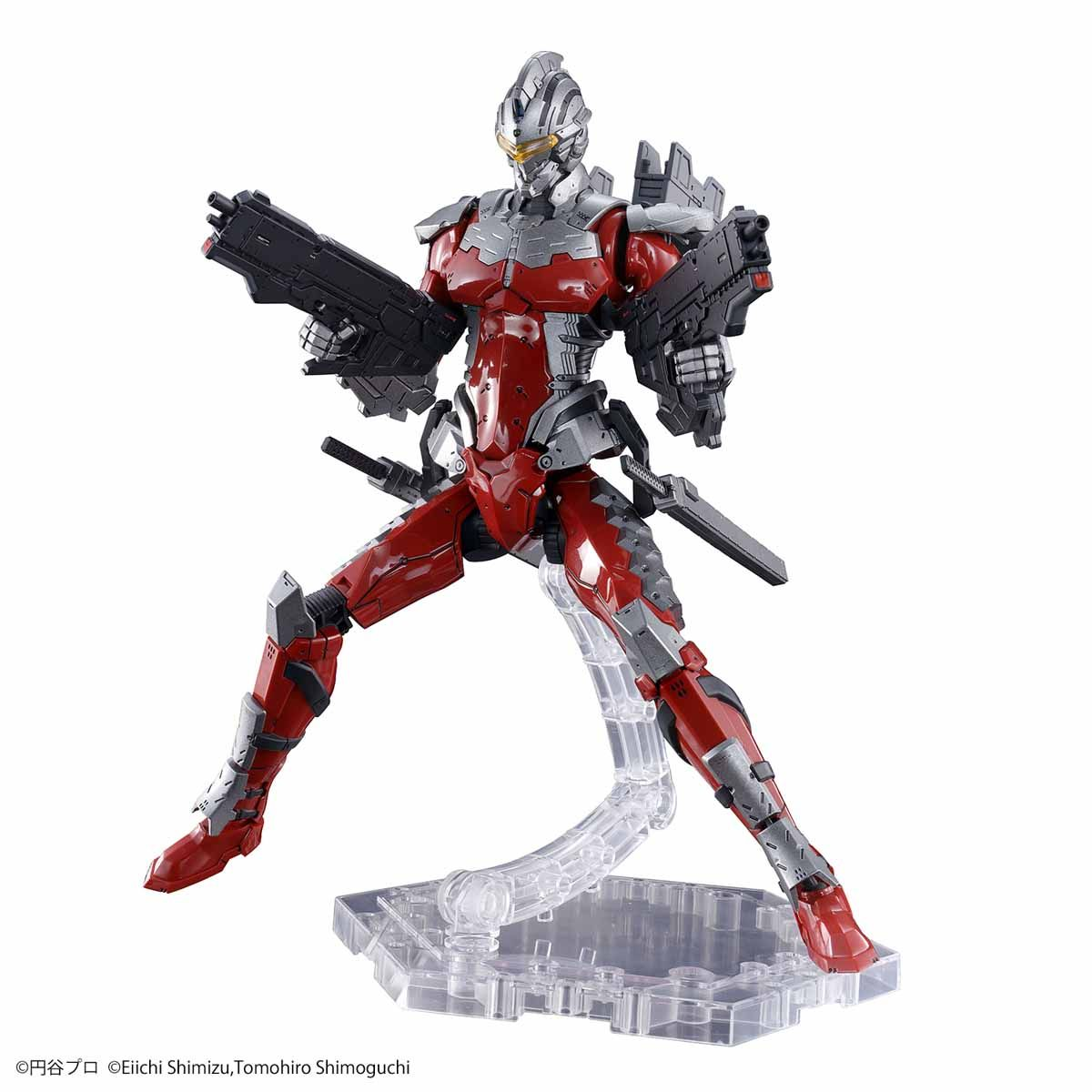 Figure-rise Standard 1/12 ULTRAMAN SUIT Ver7.3(FULLY ARMED) 05