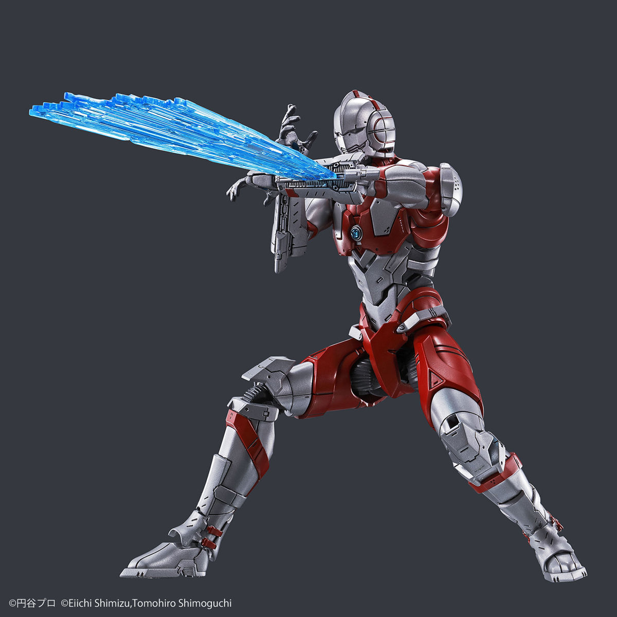 Figure-rise Standard ULTRAMAN [B TYPE] -ACTION- 05