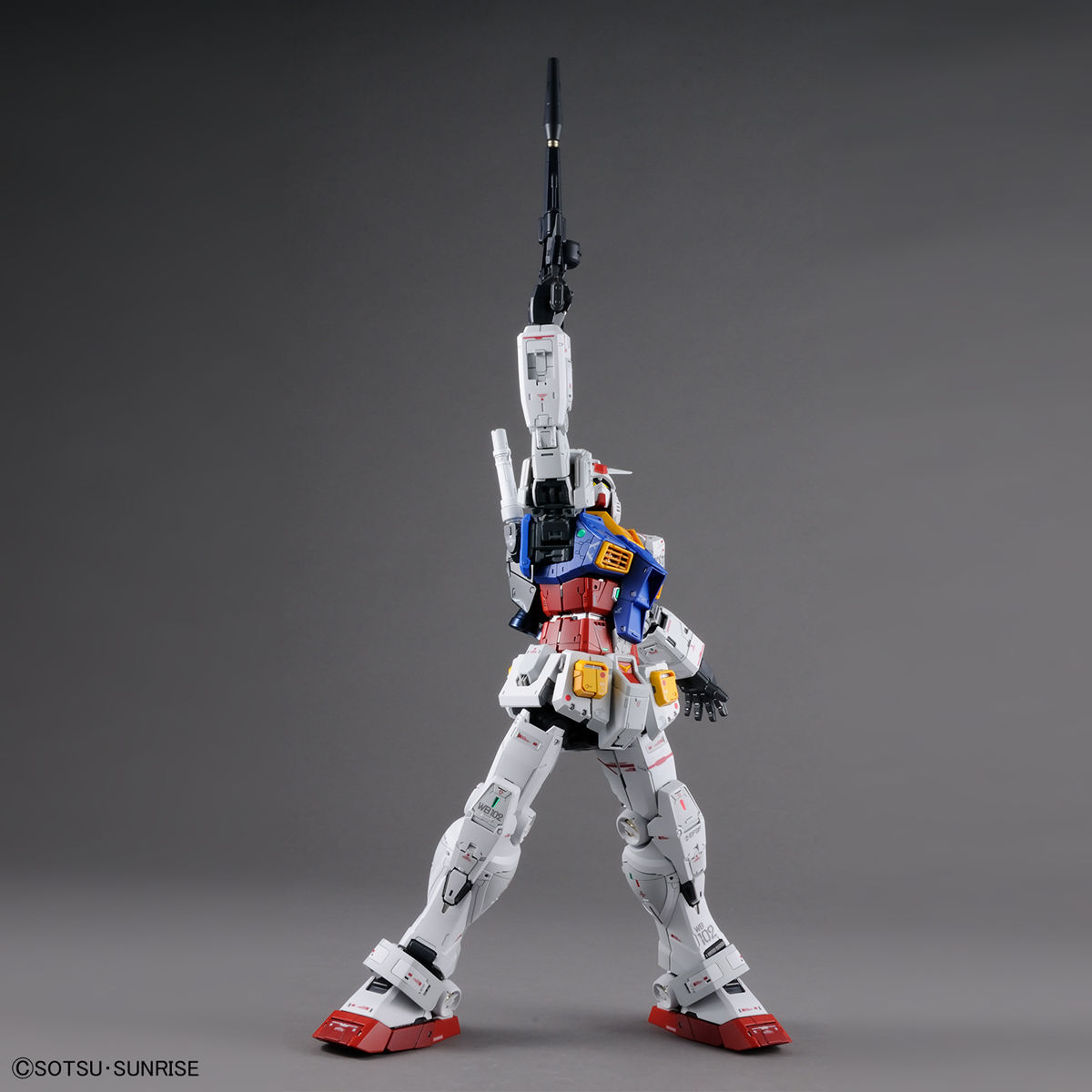 PG UNLEASHED 1/60 RX-78-2 ガンダム 05