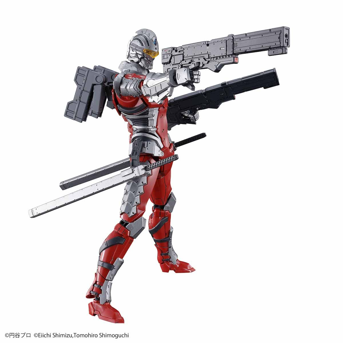 Figure-rise Standard 1/12 ULTRAMAN SUIT Ver7.3(FULLY ARMED) 06