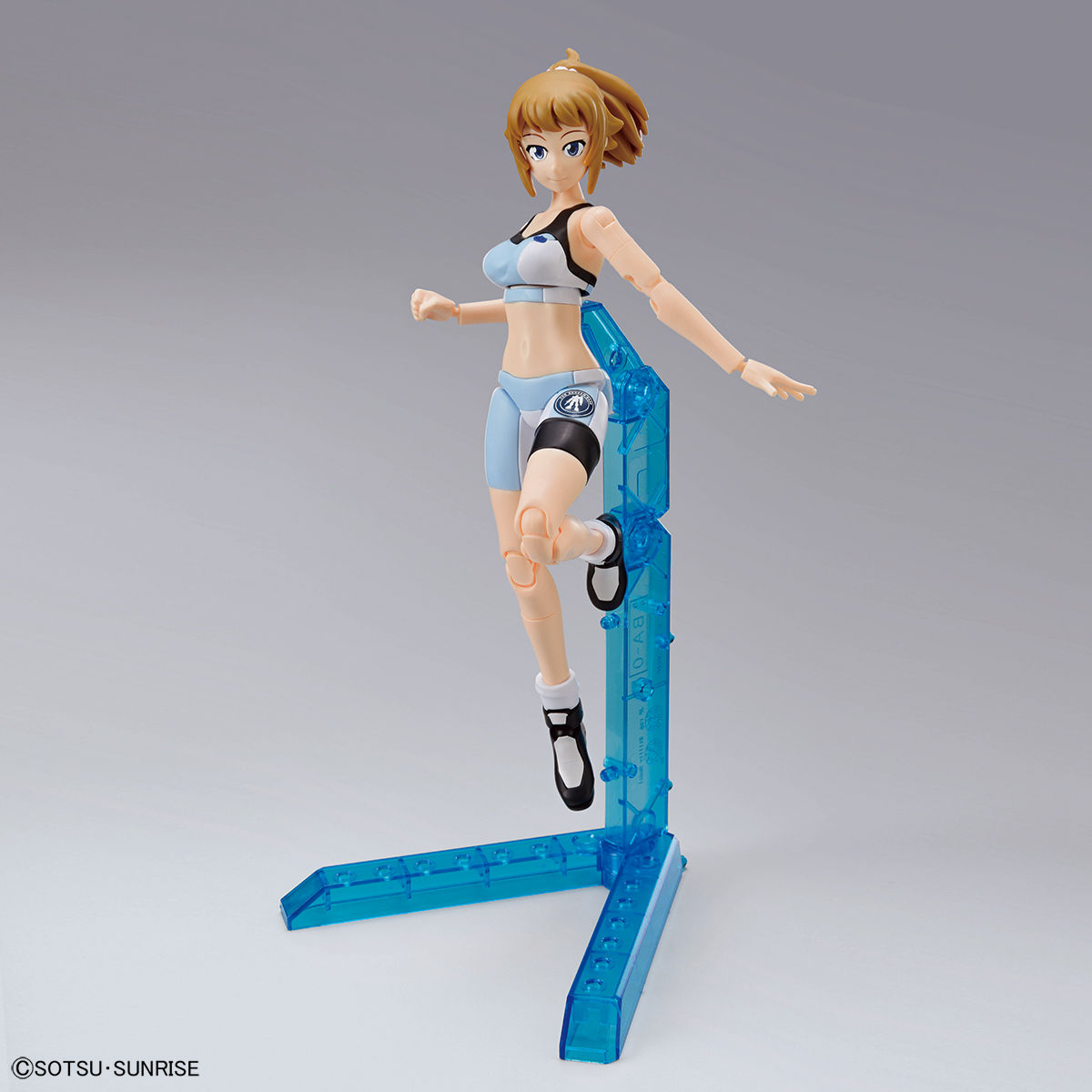 Figure-rise Standard BUILD FIGHTERS TRY ガンダムベース限定 ホシノ・フミナ[ガンダムベースカラー] 商品画像