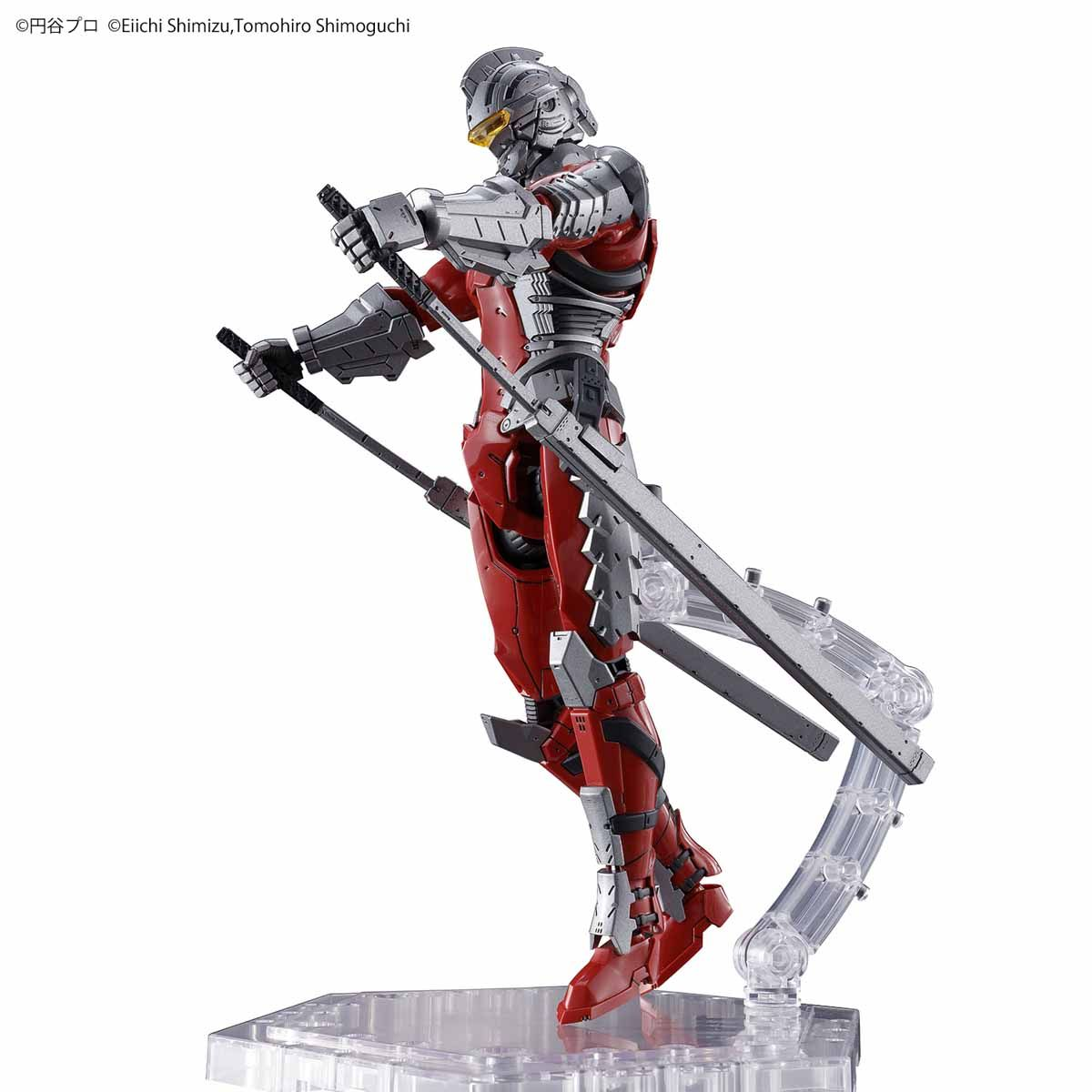 Figure-rise Standard 1/12 ULTRAMAN SUIT Ver7.3(FULLY ARMED) 07