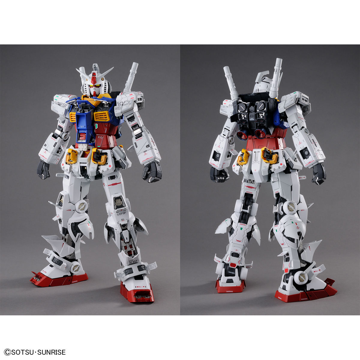 PG UNLEASHED 1/60 RX-78-2 ガンダム 07
