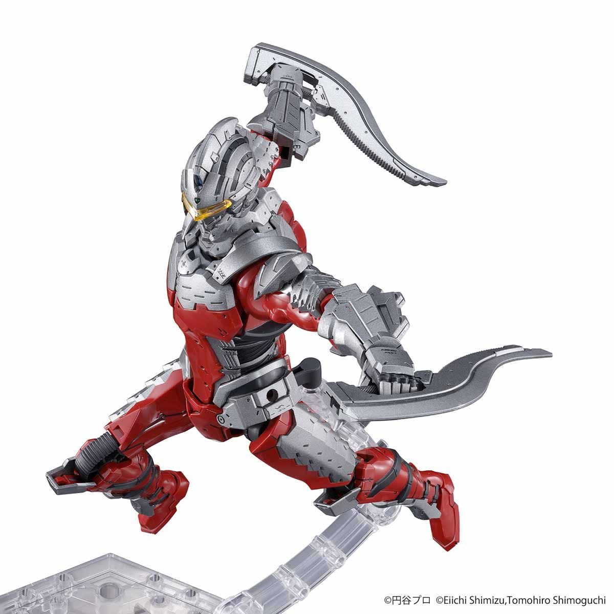 Figure-rise Standard 1/12 ULTRAMAN SUIT Ver7.3(FULLY ARMED) 08