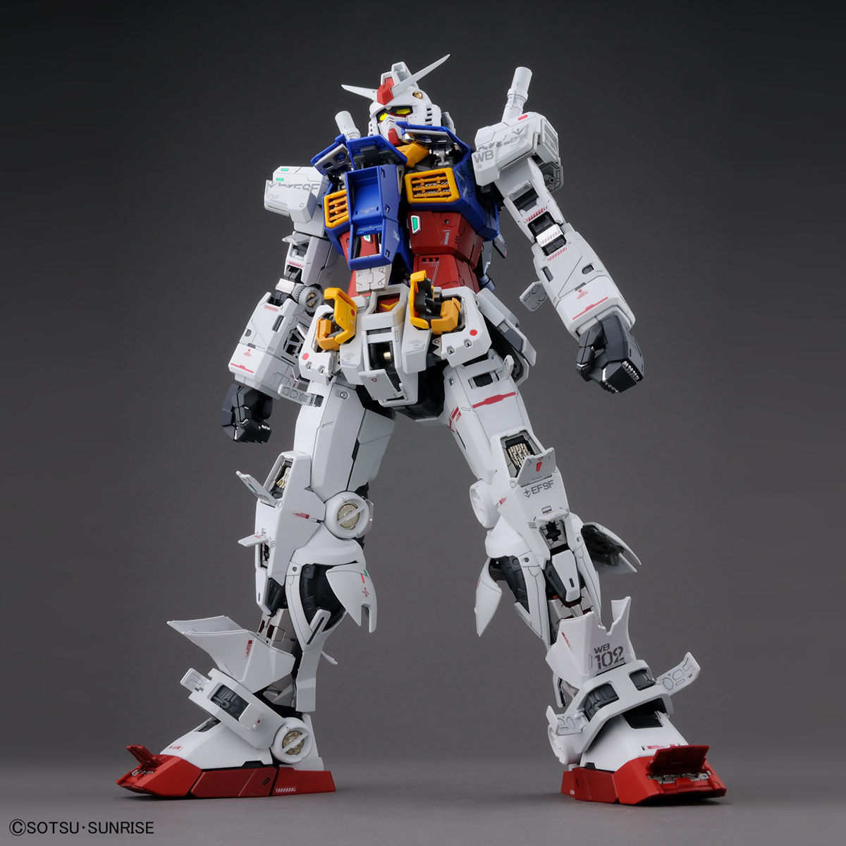 PG UNLEASHED 1/60 RX-78-2 ガンダム 08