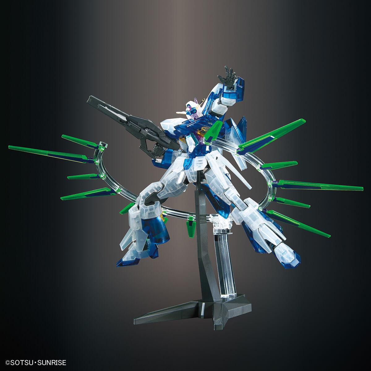 HG 1/144 「機動戦士ガンダムAGE」 MSセット[クリアカラー] 商品画像