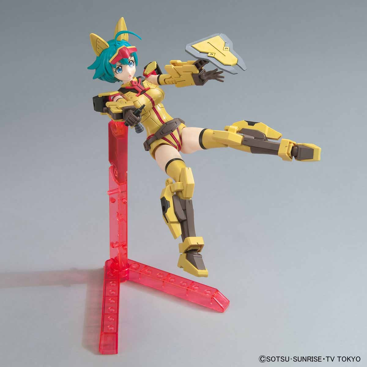 Figure-rise Standard BUILD DIVERS ダイバーナミ 09