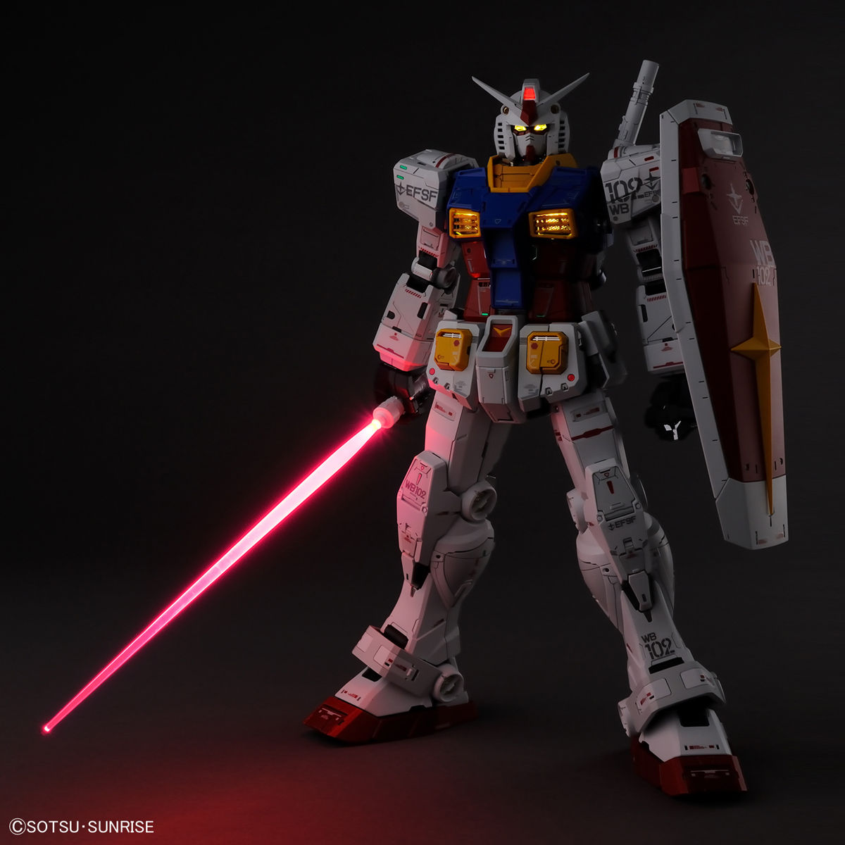 PG UNLEASHED 1/60 RX-78-2 ガンダム 09