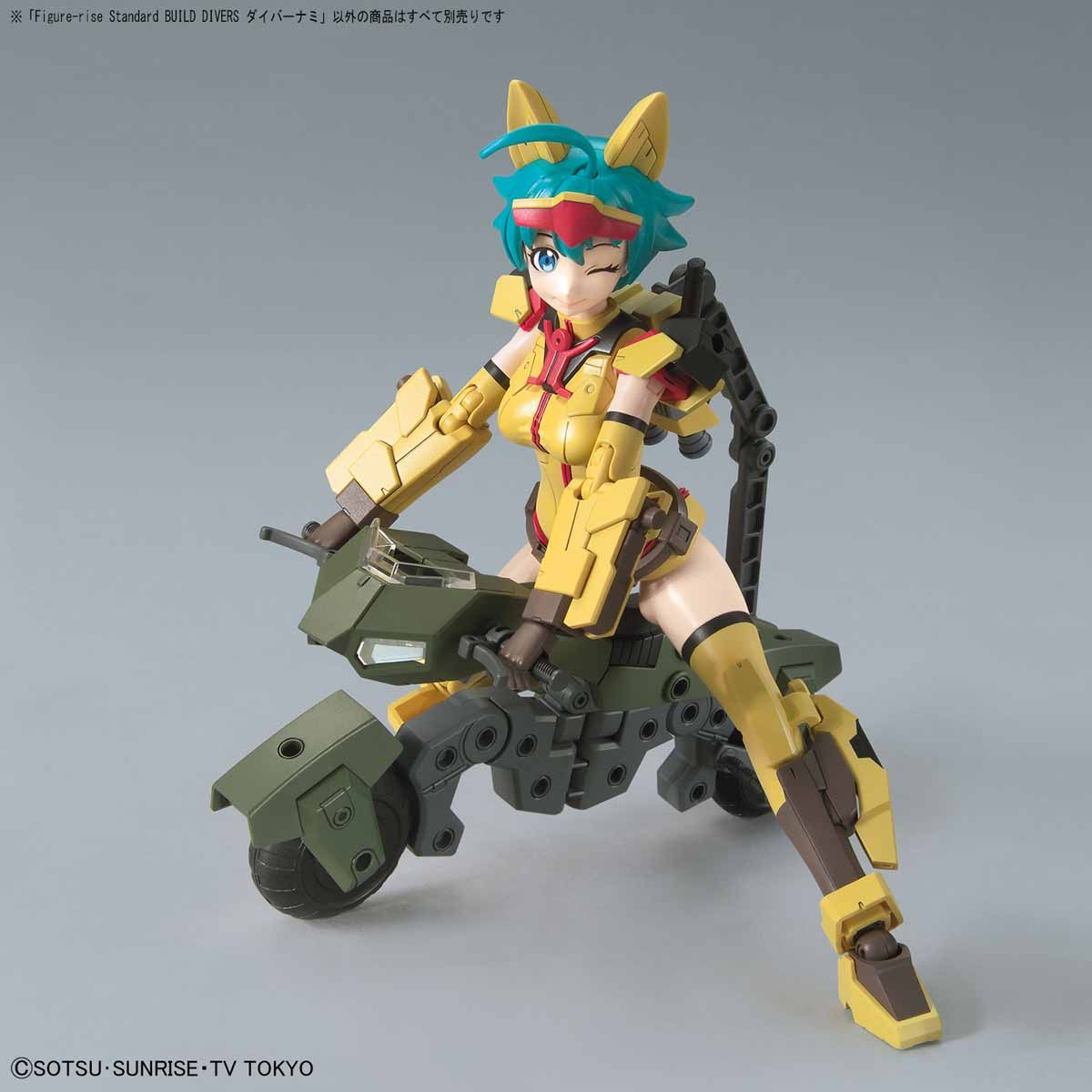 Figure-rise Standard BUILD DIVERS ダイバーナミ 11