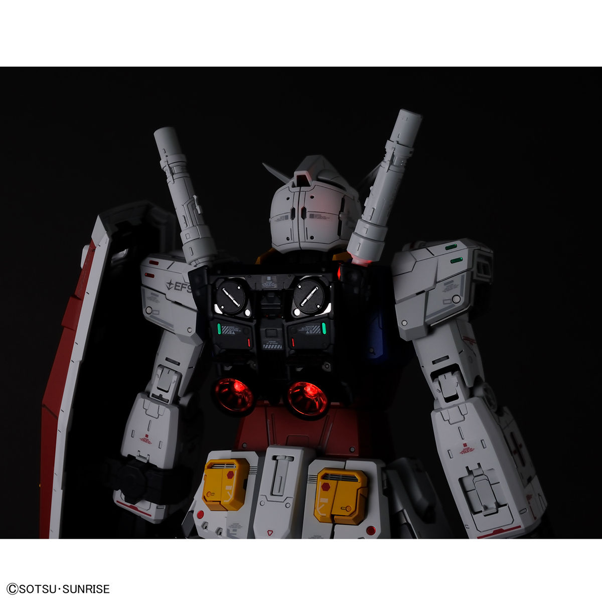 PG UNLEASHED 1/60 RX-78-2 ガンダム 11