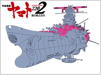 開発ブログ更新!宇宙戦艦ヤマト2202 シリーズ 最新情報!!