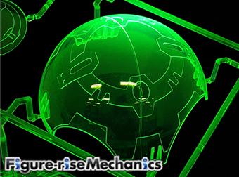 開発ブログ更新!! 「Figure-rise Mechanicsハロ」 の商品内容を紹介!!