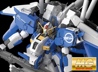 商品情報更新 ! MG 1/100 Ex-Sガンダム/Sガンダム