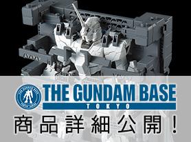 ガンダムベース東京限定品 商品詳細公開 MG 1/100 ガンダムベース限定 MS CAGE