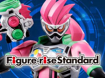 「Figure-rise Standard 仮面ライダーエグゼイド アクションゲーマー レベル2」商品情報公開!
