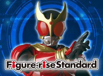 「仮面ライダークウガ マイティフォーム」Figure-rise Standardにラインアップ!