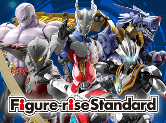 Figure-rise Standard LINE UP更新!5月・6月新商品追加