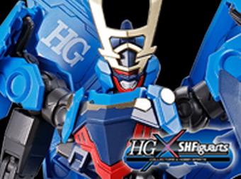 開発ブログ更新 HG 蒼流丸×S.H.Figuarts TAMASHII GIRL AOI 発売直前レビュー