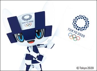 東京2020 公式ライセンス商品「フルアクションプラモデル ミライトワ」