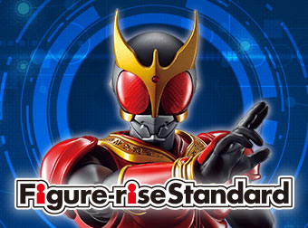 「Figure-rise Standard 仮面ライダークウガ マイティフォーム」商品情報更新!