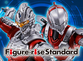 商品詳細公開!「Figure-rise Standard 1/12 ULTRAMAN SUIT Ver7.5 -ACTION-」「Figure-rise Standard 1/12 ULTRAMAN [B TYPE] -ACTION-」