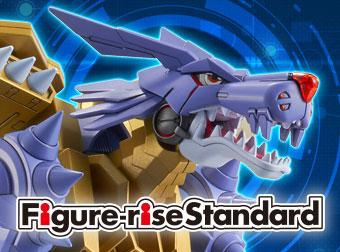 詳細公開! Figure-rise Standard Amplified メタルガルルモン