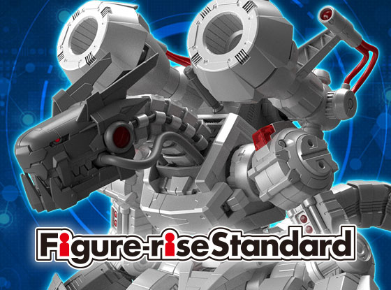 LINE UP更新!Figure-rise Standard Amplified「ムゲンドラモン」登場!