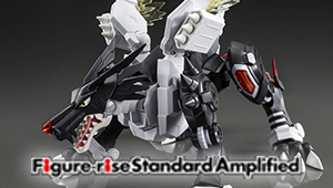 開発ブログ更新! 「Figure-rise Standard Amplified メタルガルルモン ブラックVer.」テストショット公開!好評受注受付中!!