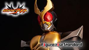 【開発ブログ更新!】 目覚めろ、その魂−Figure-rise Standard 仮面ライダーアギト グランドフォーム レビュー!