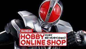 Figure-rise Standard 仮面ライダーファイズ アクセルフォーム 6月28日(月) お申込み受付スタート!
