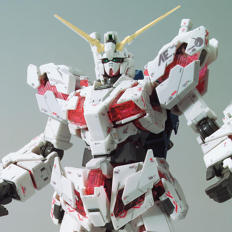 RG 1/144 ガンダムベース限定 RX-0 ユニコーンガンダム Ver.TWC