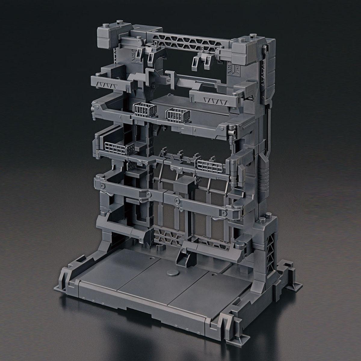 MG 1/100 ガンダムベース限定 MS CAGE