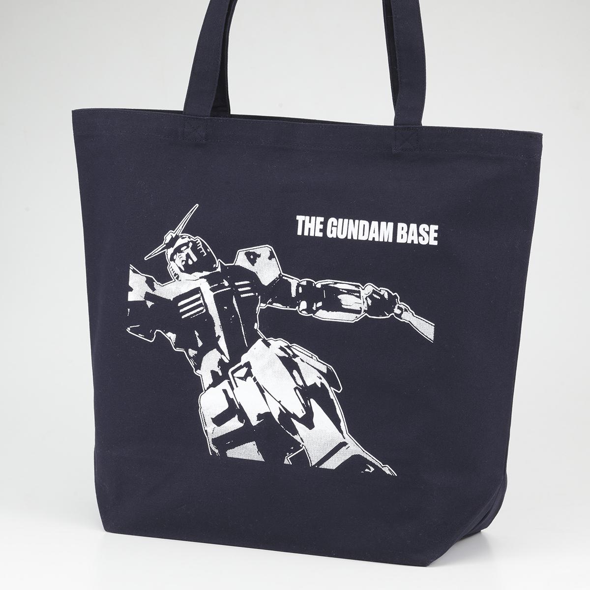 THE GUNDAM BASE トートバック