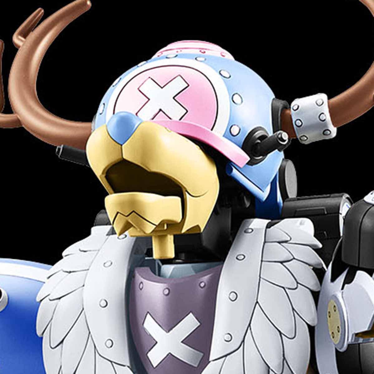 チョッパーロボ TVアニメ20周年記念 「ONE PIECE STAMPEDE」カラーVer.セット