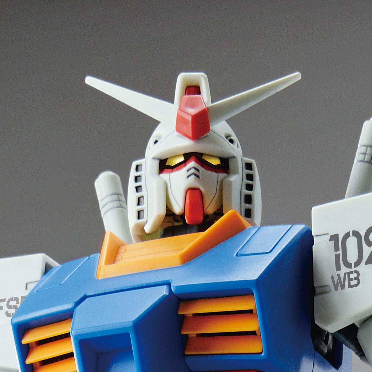 MG 1/100 ガンダムベース限定 RX-78-2ガンダム(パーフェクトガンダムVer.)[アニメカラー]