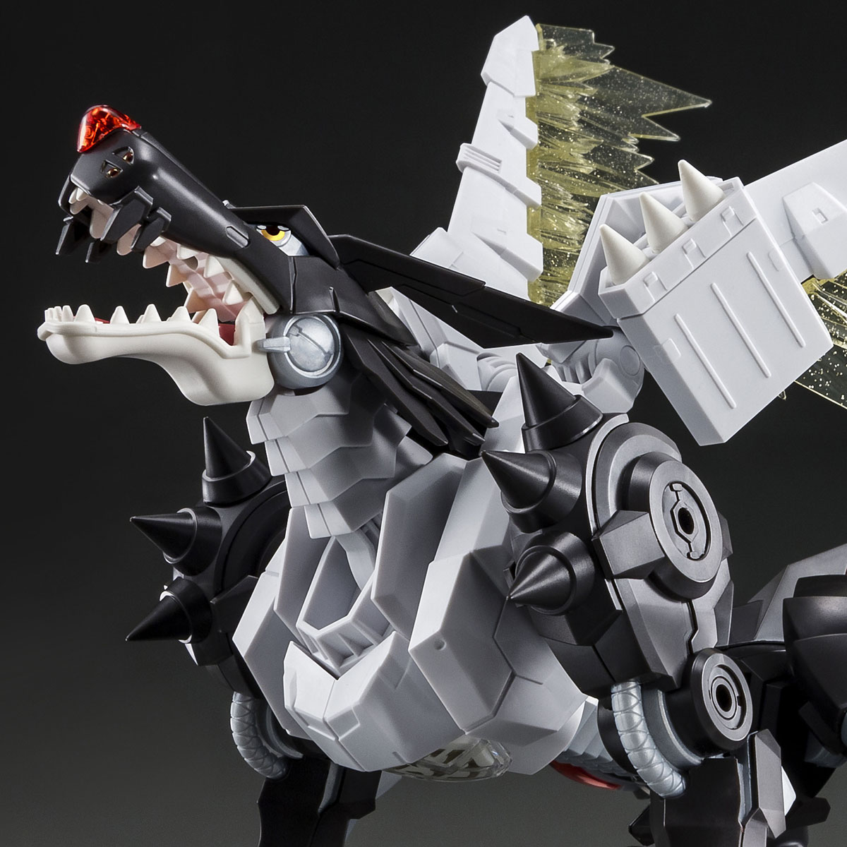 Figure-rise Standard Amplified メタルガルルモン(ブラックVer.)