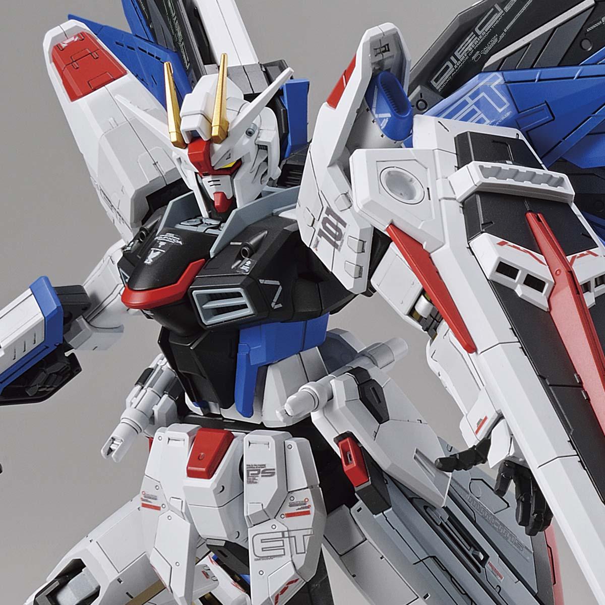 フルメカニクス 1/100 ガンダムベース限定 ZGMF-X10A フリーダムガンダム Ver.GCP